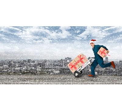 Livraisons de cadeaux de Noel à Clichy-la-Garenne (92)