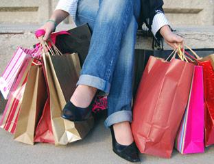 Service Premier pendant les soldes livre vos achats à votre domicile